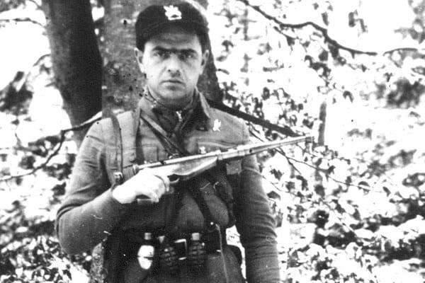 """73. rocznica śmierci Jana Piwnika ps. """"Ponury"""""""