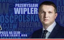 Likwidacja ZUSu, OFE i podatku PIT - Przemysław Wipler przedstawił program swojego Stowarzyszenia