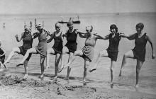 Moda plażowa w dwudziestoleciu międzywojennym
