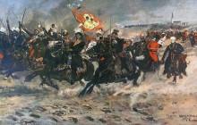 Pruski dezerter, Rosyjski generał, Prześladowca Polaków