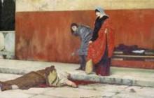 1945 lat temu cesarz Neron popełnił samobójstwo