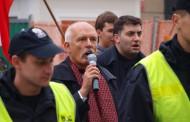 Korwin-Mikke o debacie z udziałem Wałęsy: Nie wytrzymał ciśnienia