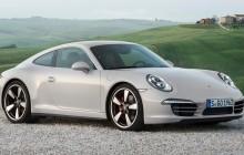 Porsche 911 50 Years Edition – specjalna wersja z okazji 50-lecia modelu