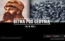 1041 lat temu, 24 czerwca 972 roku rozegrała się Bitwa pod Cedynią