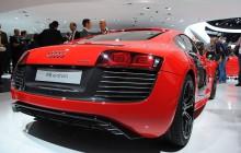 Elektryczny samochód sportowy Audi