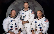 44 lata temu Neil Armstrong stanął na powierzchni Księżyca