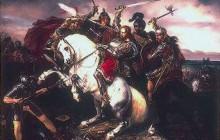 715 lat temu, 2 lipca 1298 roku miała miejsce bitwa pod Göllheim.