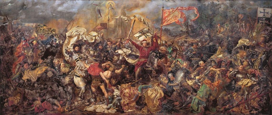 15 lipca 1410 roku rozegrała się bitwa pod Grunwaldem