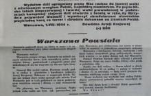 71 lat temu zapadła decyzja o wybuchu powstania warszawskiego