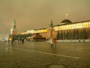 Na podbój Moskwy!