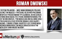 Dzisiaj przypada rocznica urodzin Romana Dmowskiego