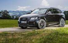 Audi SQ5 TDI ABT, czyli jak zwykły Crossover  zmienia się w rasowe auto sportowe