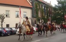 330. rocznica Wiktorii Wiedeńskiej w Krakowie