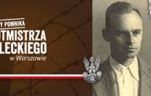 Już nie rotmistrz. Witold Pilecki awansowany na pułkownika!