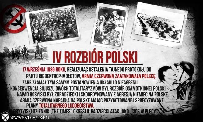 Agresja sowiecka. Fakty i mity wojny obronnej Polski - 17 września 1939 roku