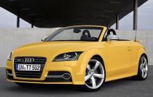 Audi TTS Competition – limitowana edycja z okazji jubileuszu modelu TT