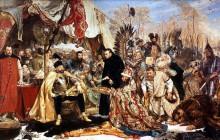 Stefan Batory - władca polsko - litewskiego imperium!
