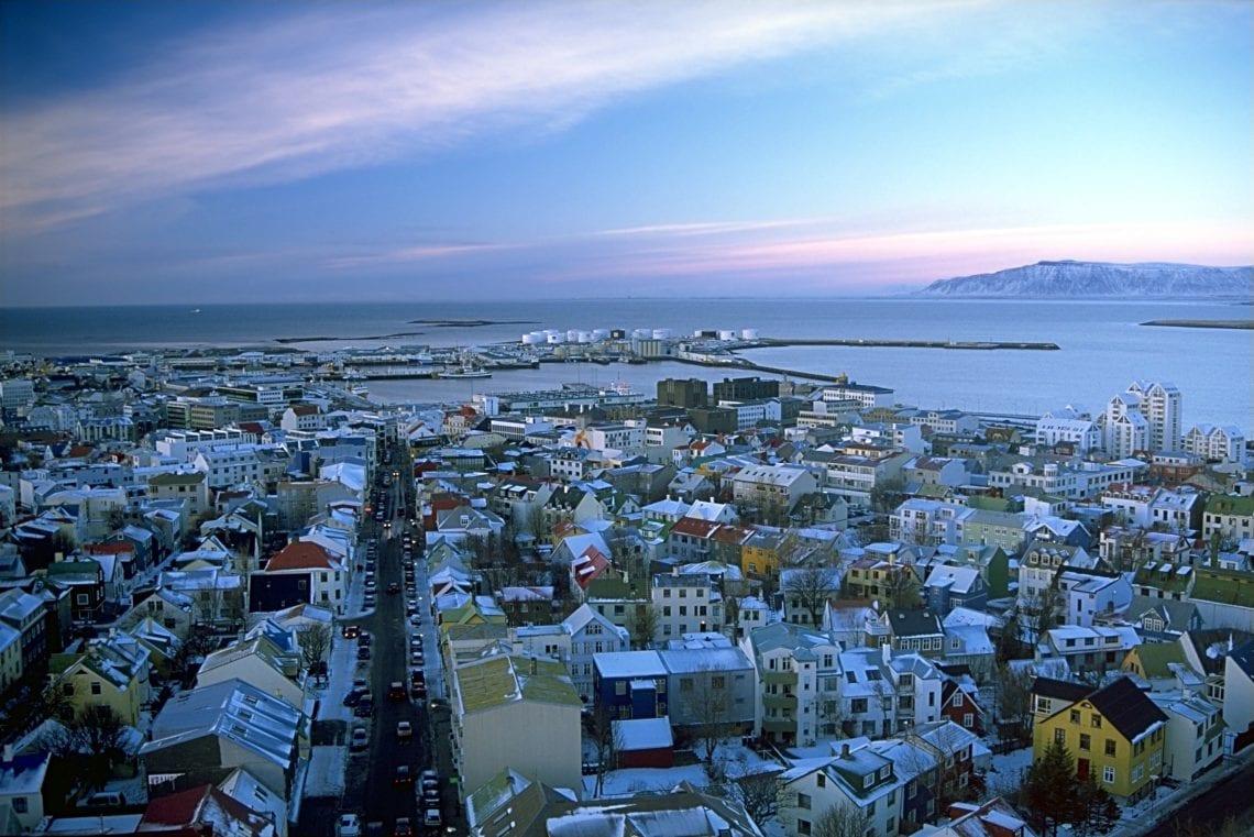 Islandia: przez elfy nie będzie drogi.
