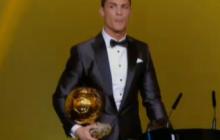 Złota Piłka FIFA 2013 dla Cristiano Ronaldo!