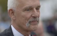 Korwin-Mikke: Należało pójść z Hitlerem na Stalina. Polska dobrze by na tym wyszła