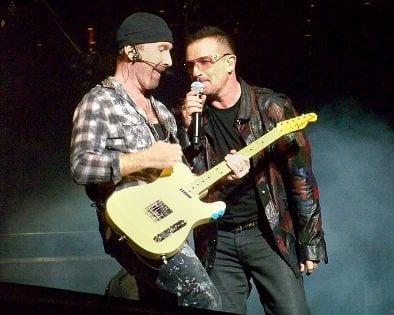 U2 zaskoczyło wszystkich i udostępnili nowy album