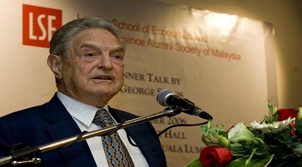 George Soros wikimedia