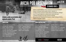 73. rocznica akcji pod Arsenałem!