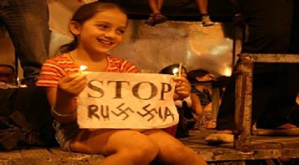 Znalezione obrazy dla zapytania propaganda antyrosyjska