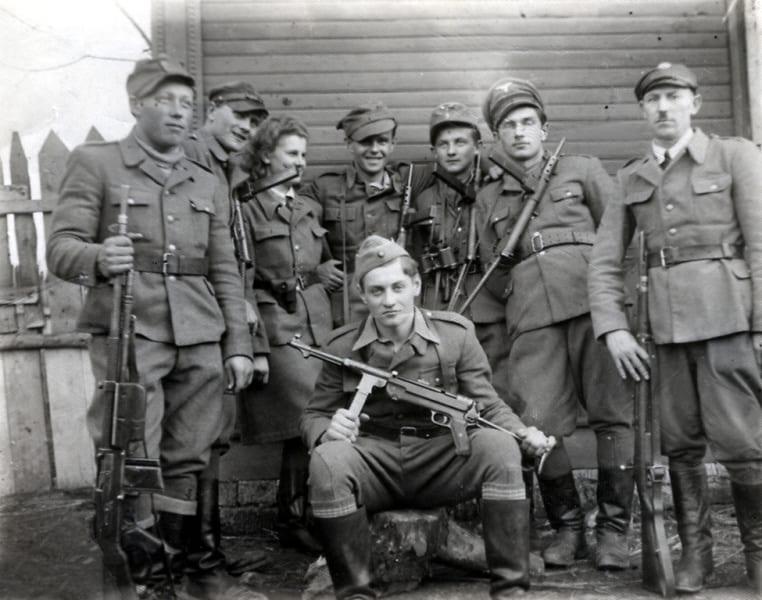 65. rocznica śmierci komendanta Hieronima Dekutowskiego ps.
