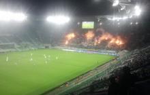 Komisja Ligi: Śląsk Wrocław otrzymał karę za postawę kibiców!