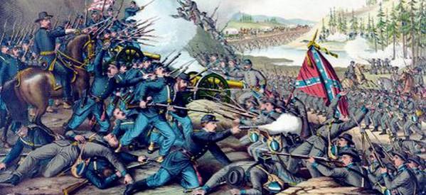 Podatki przyczyną wojny secesyjnej