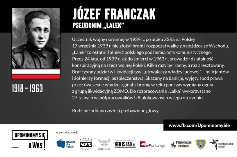 Lublin: problemy z ul. Józefa Franczaka ps. Lalek