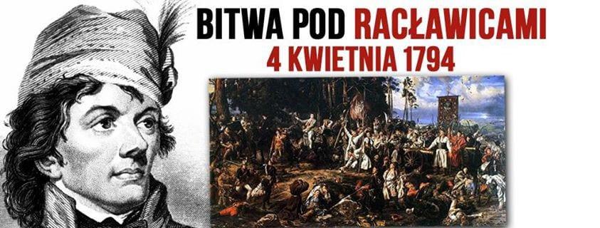 220 lat temu miała miejsce Bitwa pod Racławicami!