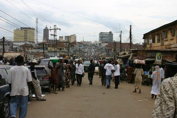 Nigeria największą gospodarką Afryki