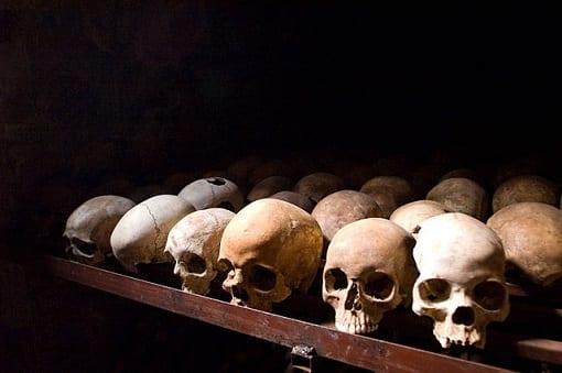 Holocaust w Rwandzie