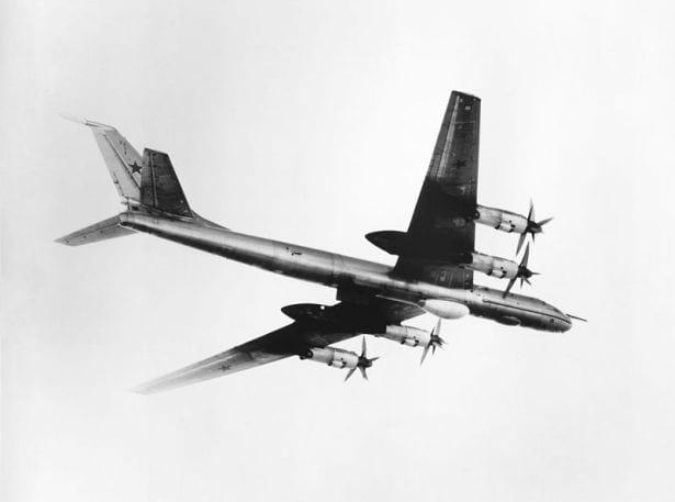 Rosyjskie bombowce wykryte na Morzu Północnym