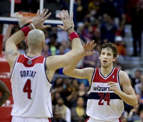 NBA: Wizards w II rundzie playoffów