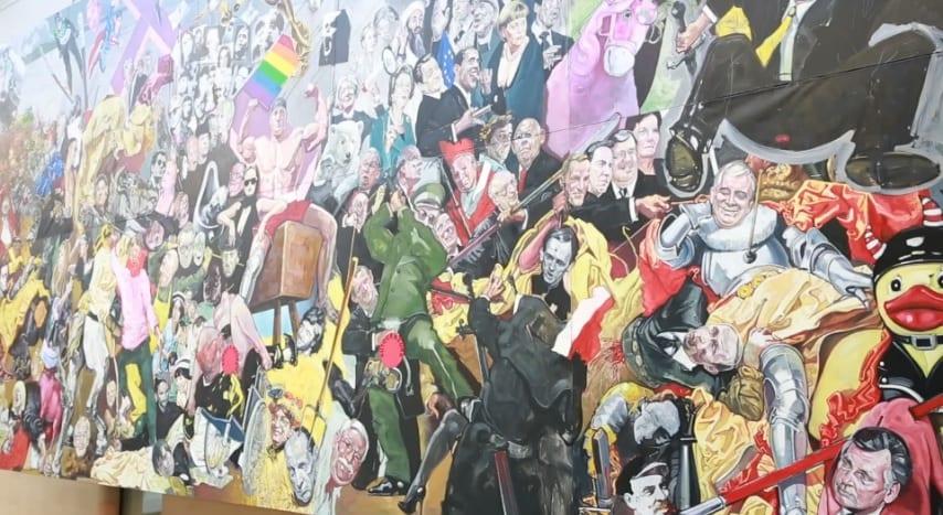 Pseudo-artystyczna grupa The Krasnals zgłoszona do prokuratury