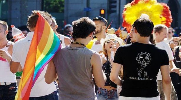 Dzieduszycki: bardzo współczuję homoseksualistom