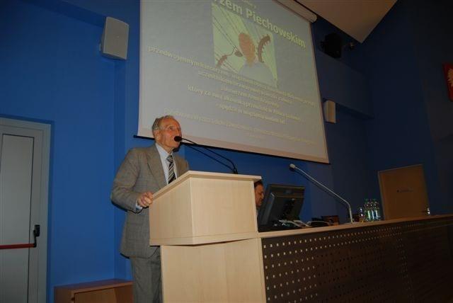 Kazimierz Piechowski na PWSZ: Najlepsze lata spędziłem w niewoli: najpierw w Auschwitz, potem w polskim więzieniu