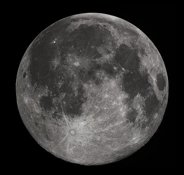 Rośliny na księżycu? Tak, już w 2015 roku!