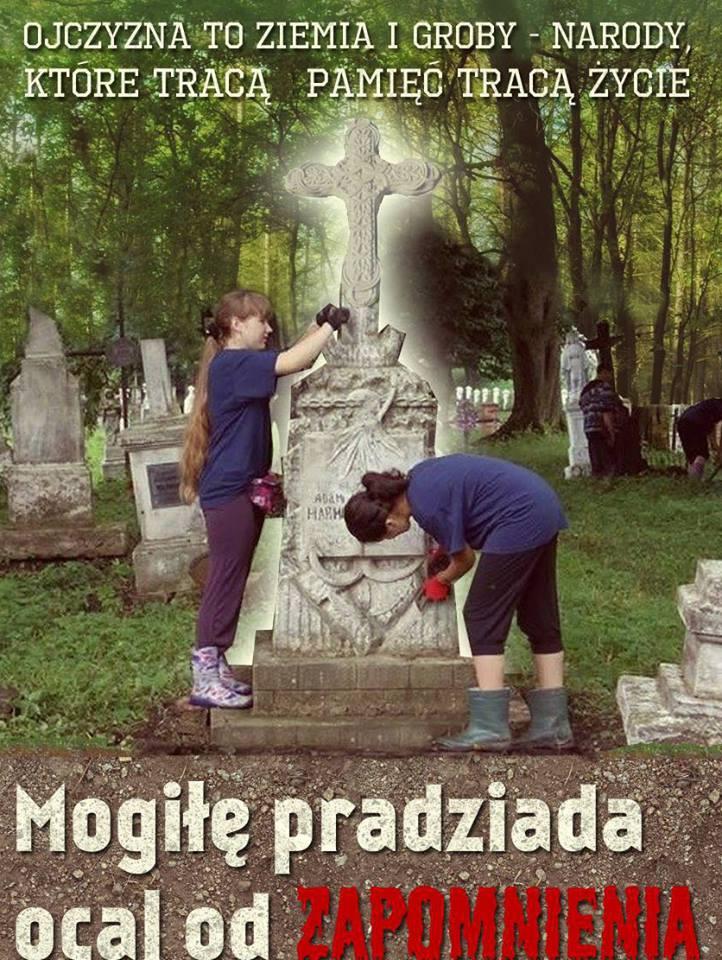 Polacy ratują cmentarze na Kresach. Akcja