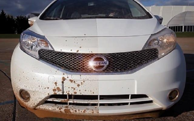 Nissan, którego nie trzeba myć