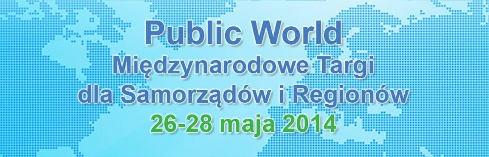 Międzynarodowe Targi dla Samorządów  i Regionów Public World