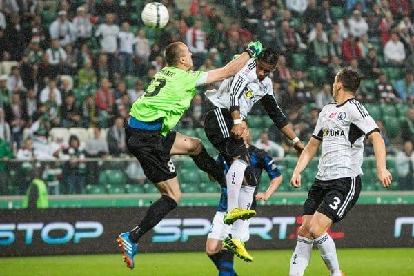 Ekstraklasa: Legia Warszawa sensacyjnie zremisowała z beniaminkiem