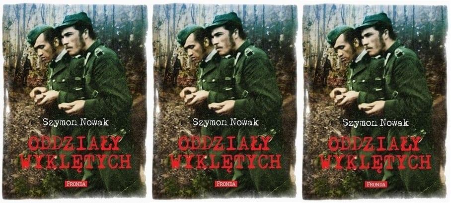 Nowa książka Szymona Nowaka -