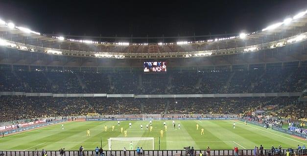 Dynamo Kijów i Szachtar Donieck w finale Pucharu Ukrainy
