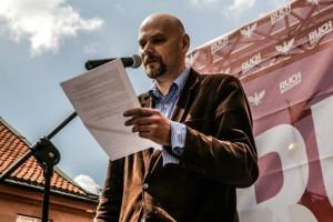 Wychowanie patriotyczne, silny fundament wartości to podstawa dla budowy państwa opartego o przedsiębiorczość, innowacyjną aktywność własnego narodu - Mariusz Patey (wywiad)