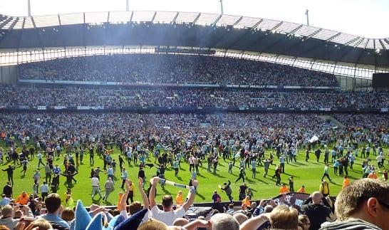 Manchester City mistrzem Anglii!