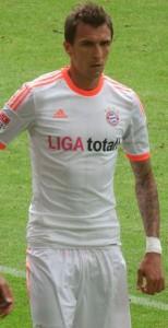 Ortlepp: Mandzukić żegna się z Bayernem